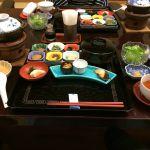 2015年社内旅行@大丸別荘の料理