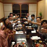 2015年社内旅行@大丸別荘集合写真